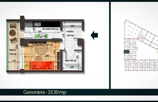 Apartament 1 Camera B 27